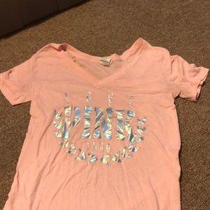 PINK Victoria's Secret Tops - Victoria's Secret PINK T-shirt